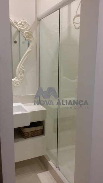 9 - Apartamento à venda Avenida São Sebastião,Urca, Rio de Janeiro - R$ 580.000 - NBAP10539 - 16