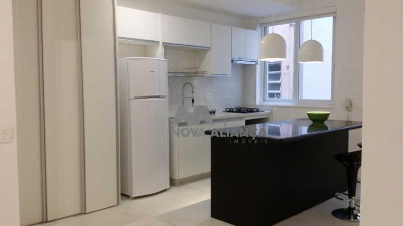 13 - Apartamento à venda Avenida São Sebastião,Urca, Rio de Janeiro - R$ 580.000 - NBAP10539 - 9