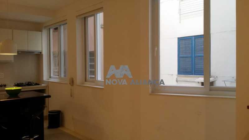 16 - Apartamento à venda Avenida São Sebastião,Urca, Rio de Janeiro - R$ 580.000 - NBAP10539 - 11