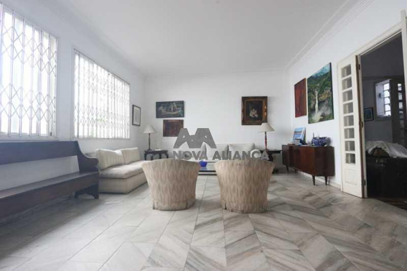 IMG_0098 - Casa à venda Rua dos Oitis,Gávea, Rio de Janeiro - R$ 5.900.000 - NCCA40005 - 1
