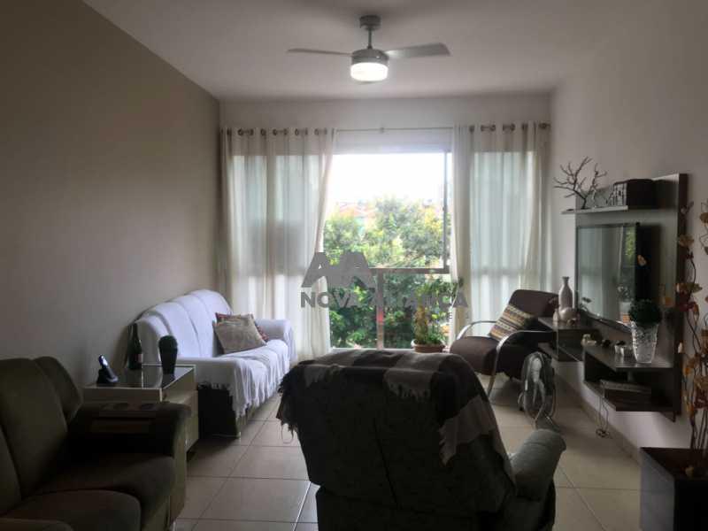 5c3ea9a9-0f0f-45f5-8c8b-a3a0f2 - Apartamento à venda Rua Luís Guimarães,Vila Isabel, Rio de Janeiro - R$ 470.000 - NFAP30786 - 1