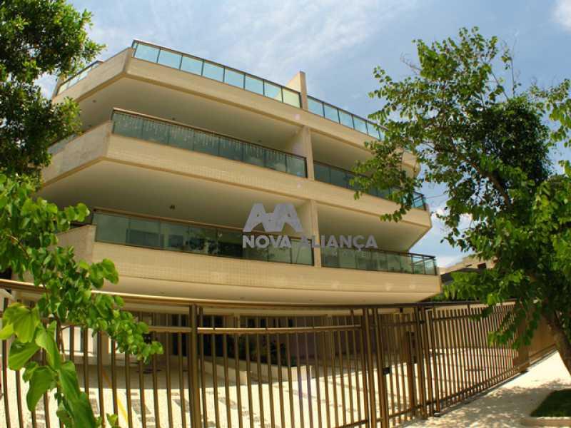Ary-Rongel-Recreio-FMAC-Engenh - Cobertura à venda Rua Almirante Ary Rongel,Recreio dos Bandeirantes, Rio de Janeiro - R$ 1.149.000 - NICO30081 - 1