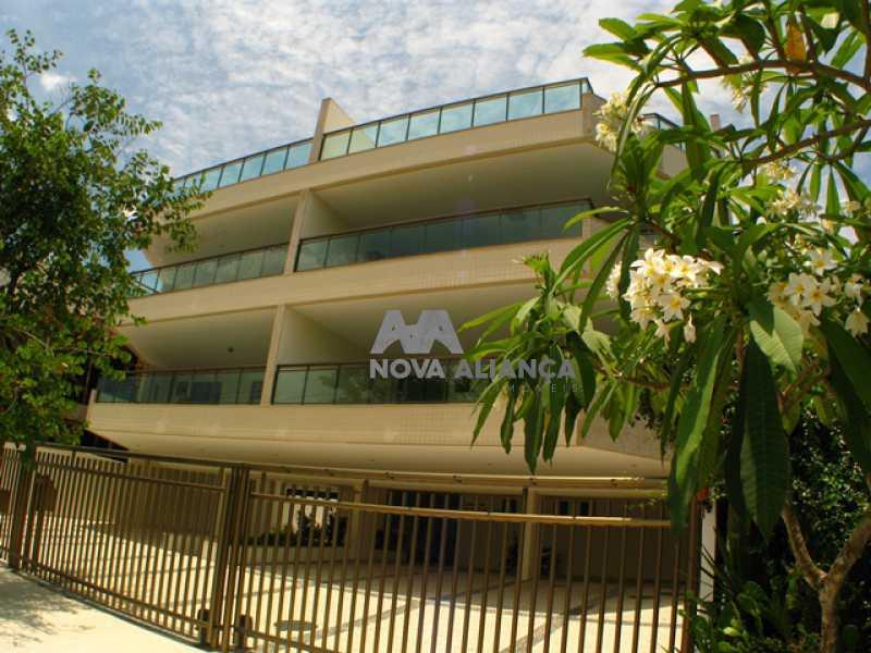 Ary-Rongel-Recreio-FMAC-Engenh - Cobertura à venda Rua Almirante Ary Rongel,Recreio dos Bandeirantes, Rio de Janeiro - R$ 1.149.000 - NICO30081 - 3