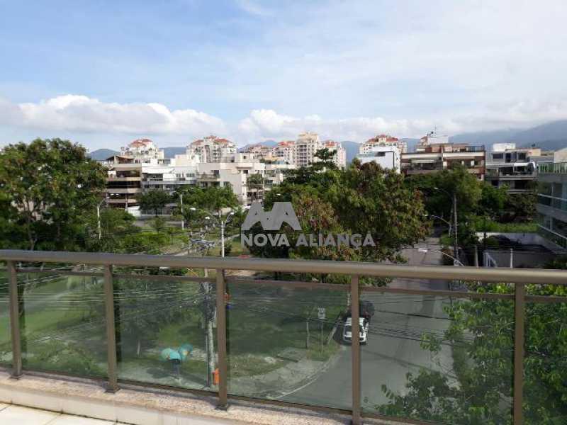 Ary-Rongel-Recreio-FMAC-Engenh - Cobertura à venda Rua Almirante Ary Rongel,Recreio dos Bandeirantes, Rio de Janeiro - R$ 1.149.000 - NICO30081 - 4