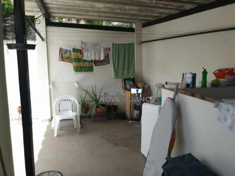 26. - Casa em Condomínio à venda Rua Jorge Lossio,Tijuca, Rio de Janeiro - R$ 450.000 - NTCN30005 - 27
