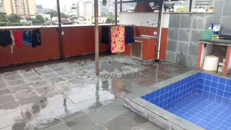 28. - Casa em Condomínio à venda Rua Jorge Rudge,Vila Isabel, Rio de Janeiro - R$ 750.000 - NTCN40005 - 23