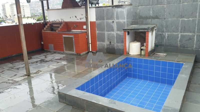 29. - Casa em Condomínio à venda Rua Jorge Rudge,Vila Isabel, Rio de Janeiro - R$ 750.000 - NTCN40005 - 24