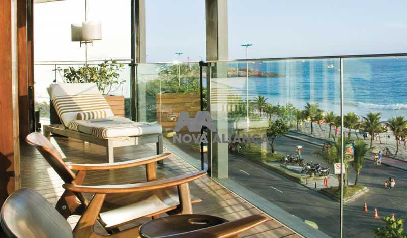 f754af63345a6f4e373030764960bc - Flat 1 quarto à venda Ipanema, Rio de Janeiro - R$ 2.100.000 - NIFL10046 - 21