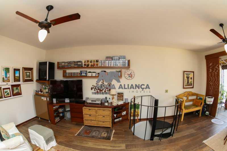 IMG_7601 - Apartamento à venda Rua Garibaldi,Tijuca, Rio de Janeiro - R$ 1.199.999 - NBAP31139 - 3