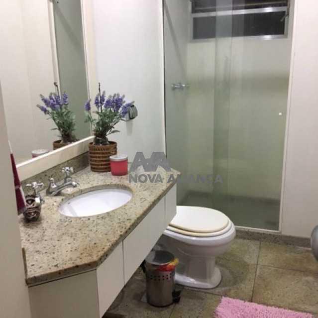 BANHEIRO 1. - Apartamento à venda Avenida Rainha Elizabeth da Bélgica,Ipanema, Rio de Janeiro - R$ 2.100.000 - NIAP31096 - 5