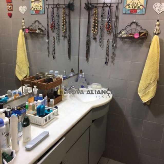 BANHEIRO 2. - Apartamento à venda Avenida Rainha Elizabeth da Bélgica,Ipanema, Rio de Janeiro - R$ 2.100.000 - NIAP31096 - 6