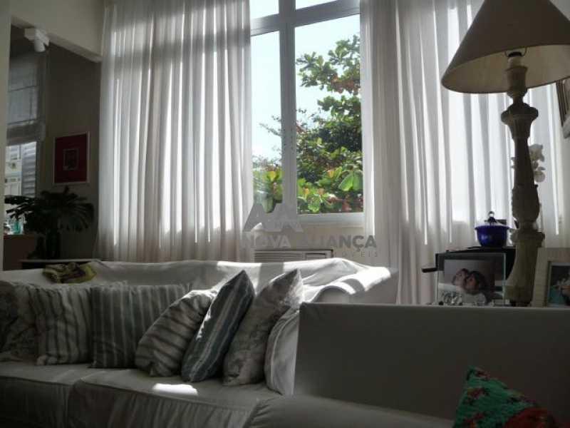 SALA ESTAR JANELA - Apartamento à venda Avenida Rainha Elizabeth da Bélgica,Ipanema, Rio de Janeiro - R$ 2.100.000 - NIAP31096 - 15