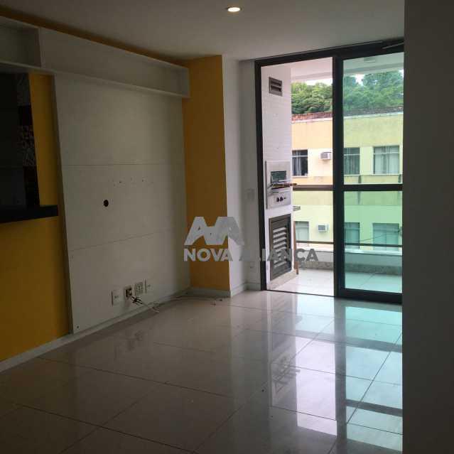 2 - Apartamento à venda Rua Professor Hernani Melo,São Domingos, Niterói - R$ 900.000 - NSAP20525 - 1