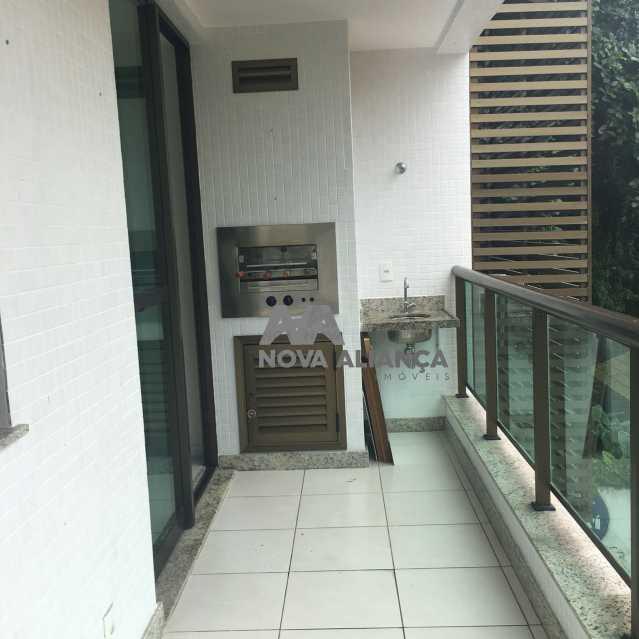 3 - Apartamento à venda Rua Professor Hernani Melo,São Domingos, Niterói - R$ 900.000 - NSAP20525 - 6