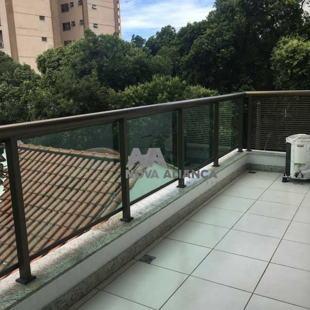 7 - Apartamento à venda Rua Professor Hernani Melo,São Domingos, Niterói - R$ 900.000 - NSAP20525 - 3