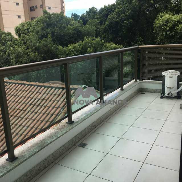 13 - Apartamento à venda Rua Professor Hernani Melo,São Domingos, Niterói - R$ 900.000 - NSAP20525 - 5