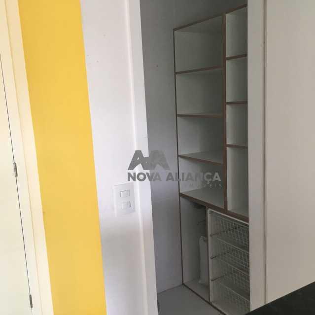 15 - Apartamento à venda Rua Professor Hernani Melo,São Domingos, Niterói - R$ 900.000 - NSAP20525 - 17