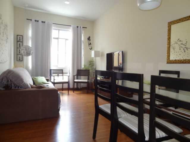 DSC00002 - Apartamento À Venda - Botafogo - Rio de Janeiro - RJ - BA20231 - 1