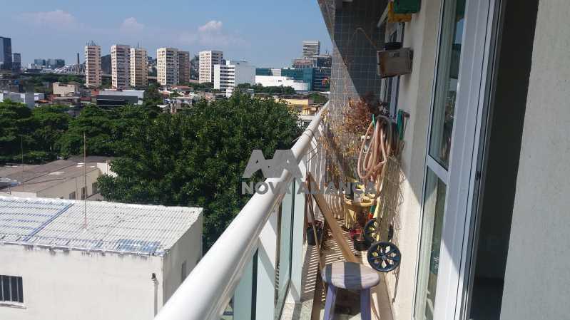 20180306_141000 - Apartamento 2 quartos à venda Praça da Bandeira, Rio de Janeiro - R$ 540.000 - NTAP20640 - 3