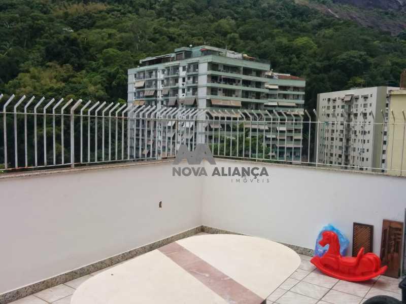 IMG_20150122_140727 - Cobertura à venda Rua Conde de Bonfim,Tijuca, Rio de Janeiro - R$ 845.000 - NCCO30049 - 15
