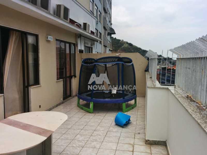 IMG_20150122_140754 - Cobertura à venda Rua Conde de Bonfim,Tijuca, Rio de Janeiro - R$ 845.000 - NCCO30049 - 17