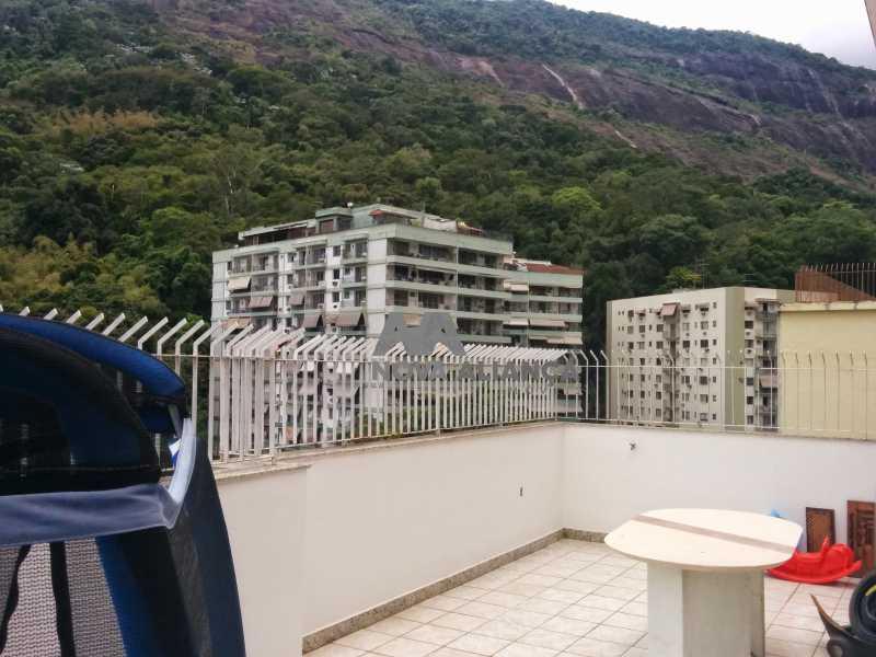 IMG_20150122_140809 - Cobertura à venda Rua Conde de Bonfim,Tijuca, Rio de Janeiro - R$ 845.000 - NCCO30049 - 18