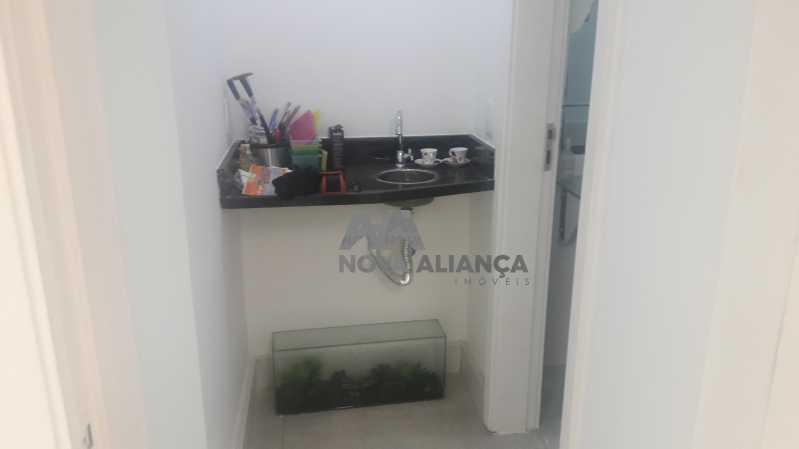 20180309_190638 - Sala Comercial 30m² à venda Avenida Afrânio de Melo Franco,Leblon, Rio de Janeiro - R$ 1.050.000 - NISL00075 - 24