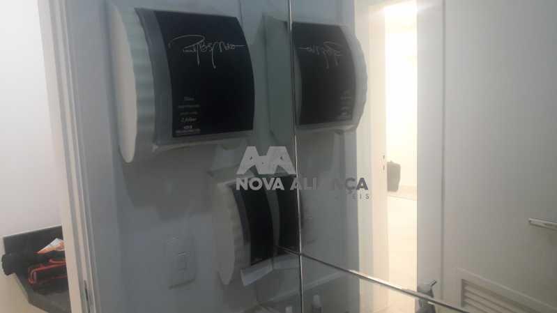 20180309_190651 - Sala Comercial 30m² à venda Avenida Afrânio de Melo Franco,Leblon, Rio de Janeiro - R$ 1.050.000 - NISL00075 - 26