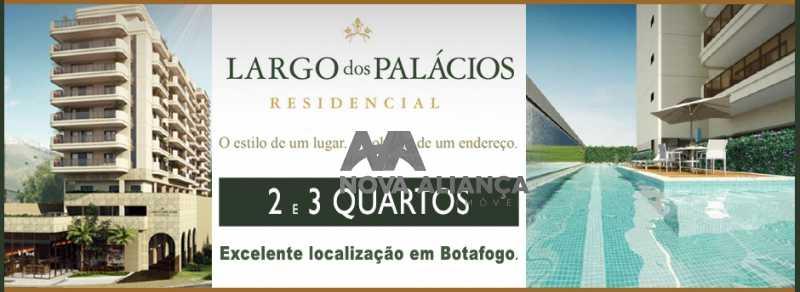 botafogo-praia-shopping - Apartamento à venda Rua São Clemente,Botafogo, Rio de Janeiro - R$ 1.350.000 - NBAP31161 - 1