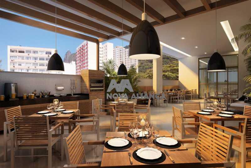 ImagemNot 1 - Apartamento à venda Rua São Clemente,Botafogo, Rio de Janeiro - R$ 1.350.000 - NBAP31161 - 9
