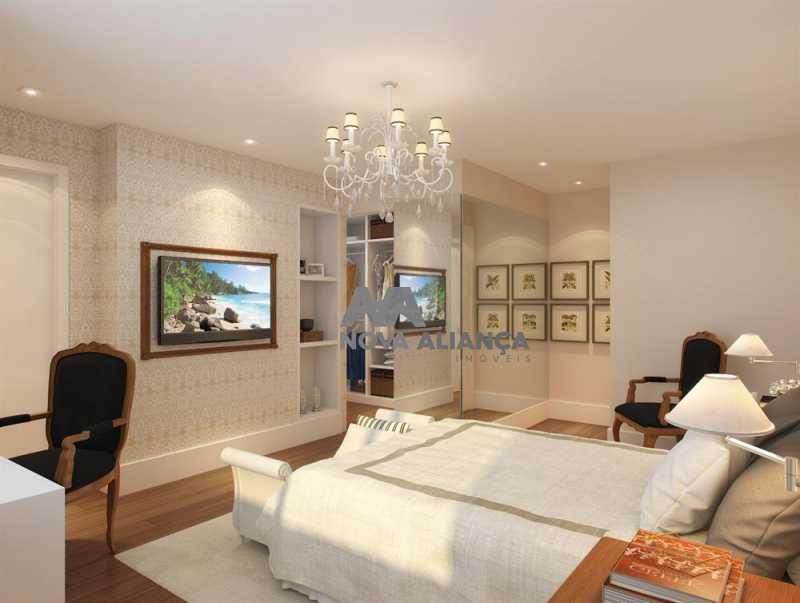ImagemNot 3 - Apartamento à venda Rua São Clemente,Botafogo, Rio de Janeiro - R$ 1.350.000 - NBAP31161 - 11