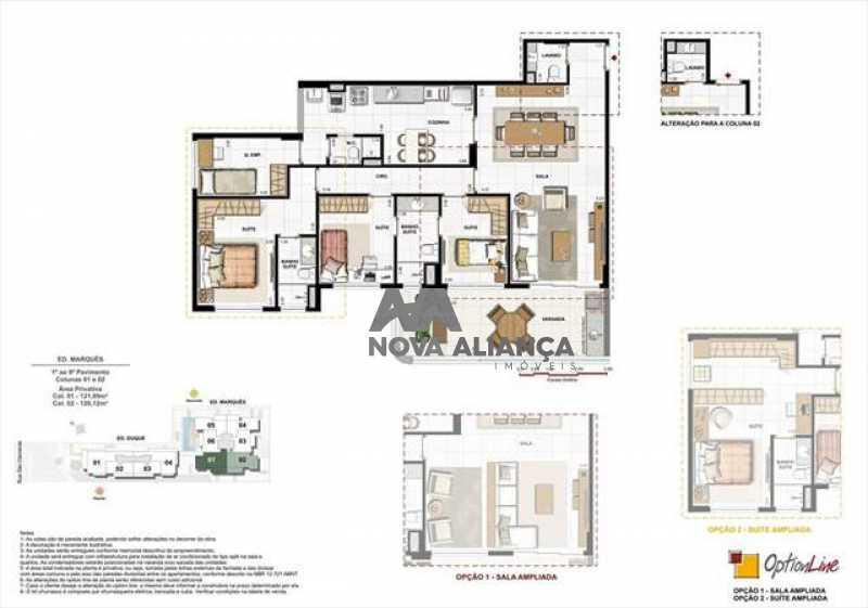 largo_dos_palacios7 - Apartamento à venda Rua São Clemente,Botafogo, Rio de Janeiro - R$ 1.350.000 - NBAP31161 - 13