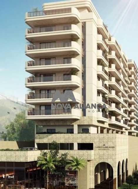 Largo-dos-Palacios-Botafogo-Pr - Apartamento à venda Rua São Clemente,Botafogo, Rio de Janeiro - R$ 1.350.000 - NBAP31161 - 17