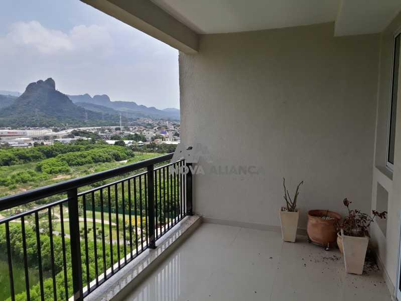 20180307_121236 - Apartamento à venda Avenida Presidente Jose de Alencar,Jacarepaguá, Rio de Janeiro - R$ 1.630.000 - NIAP40364 - 5