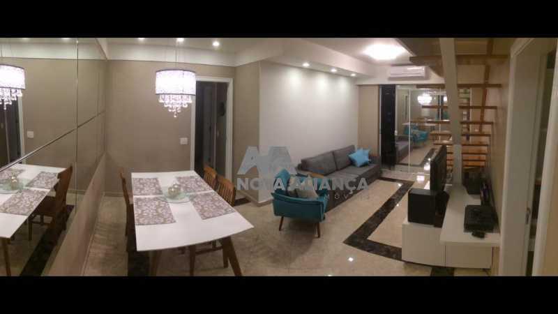 4 - Cobertura à venda Rua Gonzaga Bastos,Vila Isabel, Rio de Janeiro - R$ 1.190.000 - NTCO30061 - 1