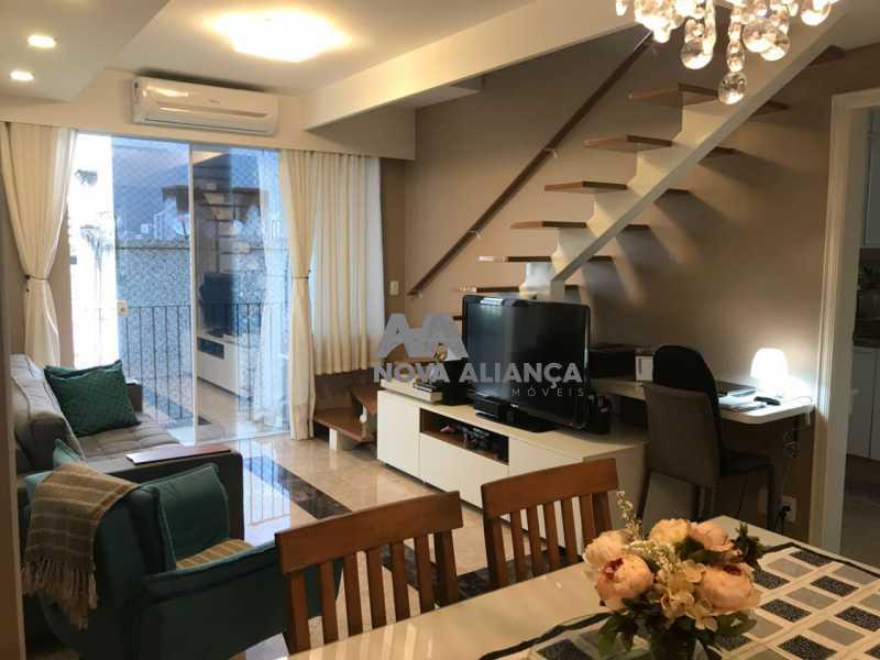 16 - Cobertura à venda Rua Gonzaga Bastos,Vila Isabel, Rio de Janeiro - R$ 1.190.000 - NTCO30061 - 3