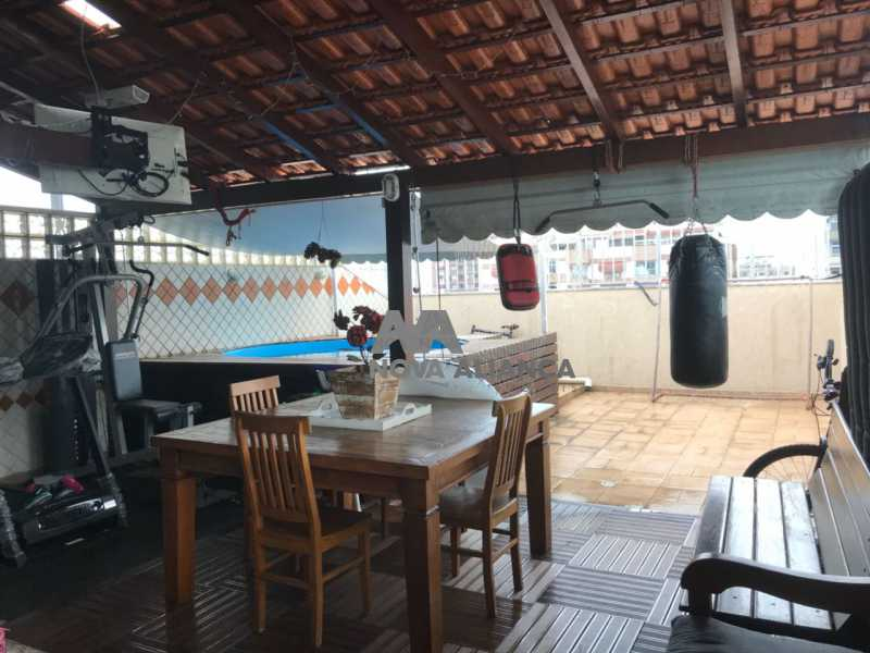 20 - Cobertura à venda Rua Gonzaga Bastos,Vila Isabel, Rio de Janeiro - R$ 1.190.000 - NTCO30061 - 27