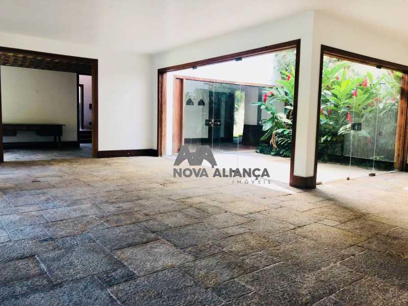8 - Casa em Condomínio à venda Rua Tenente Arantes Filho,Gávea, Rio de Janeiro - R$ 4.498.000 - NICN60001 - 8