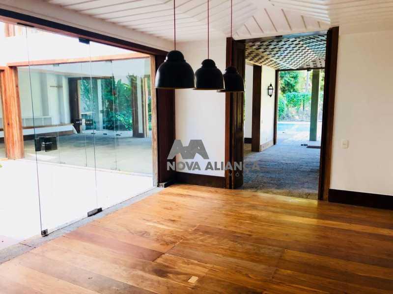 18 - Casa em Condomínio à venda Rua Tenente Arantes Filho,Gávea, Rio de Janeiro - R$ 4.498.000 - NICN60001 - 7