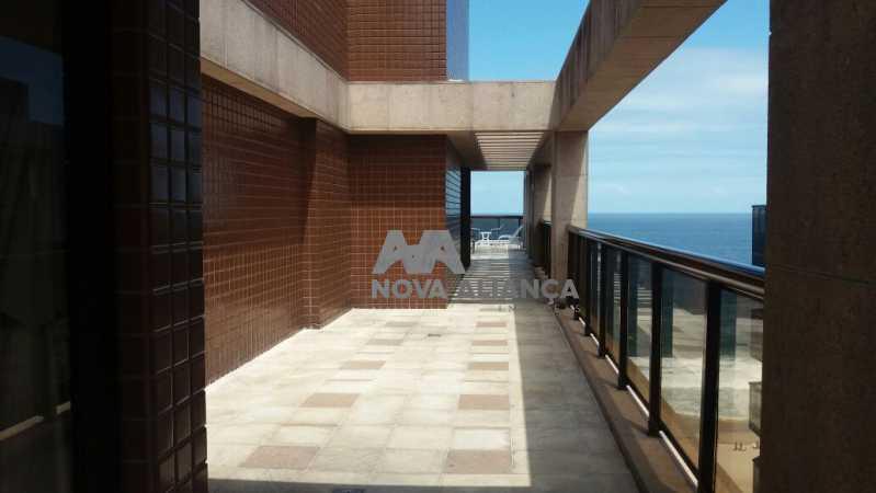 2d37c8ea-b7ef-47d4-8a8b-de40d7 - Flat à venda Avenida Vieira Souto,Ipanema, Rio de Janeiro - R$ 4.500.000 - NFFL20006 - 20