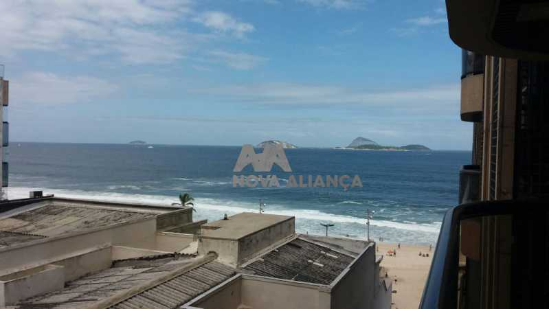 10007e59-0b31-46e2-ace5-584556 - Flat à venda Avenida Vieira Souto,Ipanema, Rio de Janeiro - R$ 4.500.000 - NFFL20006 - 1