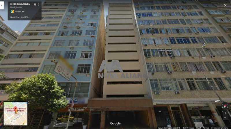 158715117357361 - Vaga de Garagem 20m² à venda Copacabana, Rio de Janeiro - R$ 110.000 - NSVG00006 - 1