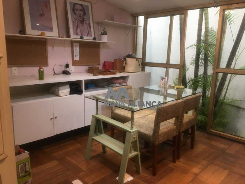 IMG_2941 - Sala Comercial 40m² à venda Rua Dias Ferreira,Leblon, Rio de Janeiro - R$ 1.480.000 - NISL00079 - 4