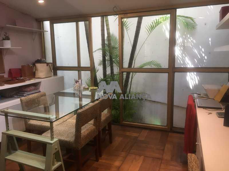 IMG_2945 - Sala Comercial 40m² à venda Rua Dias Ferreira,Leblon, Rio de Janeiro - R$ 1.480.000 - NISL00079 - 7