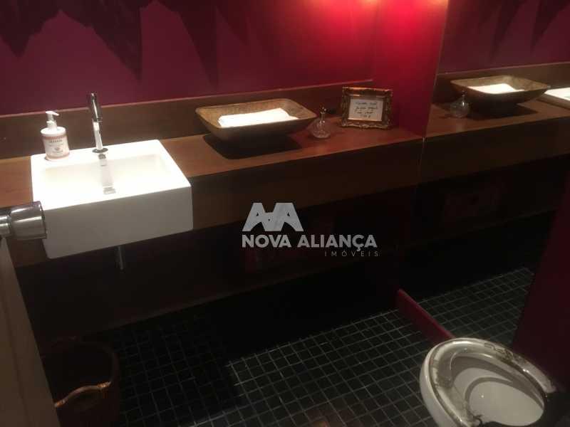 IMG_2936 - Sala Comercial 24m² à venda Rua Dias Ferreira,Leblon, Rio de Janeiro - R$ 895.000 - NISL00080 - 4