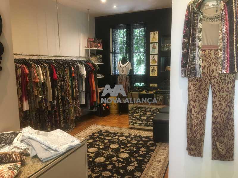 IMG_2939 - Sala Comercial 24m² à venda Rua Dias Ferreira,Leblon, Rio de Janeiro - R$ 895.000 - NISL00080 - 1