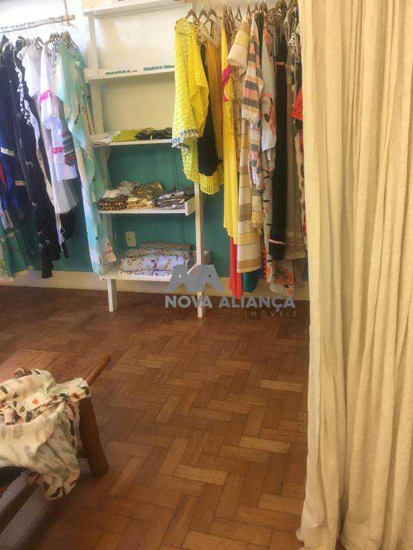 IMG_2927 - Sala Comercial 24m² à venda Rua Dias Ferreira,Leblon, Rio de Janeiro - R$ 800.000 - NISL00081 - 3