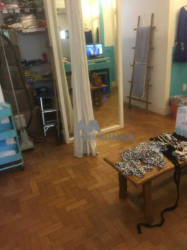 IMG_2929 - Sala Comercial 24m² à venda Rua Dias Ferreira,Leblon, Rio de Janeiro - R$ 800.000 - NISL00081 - 1