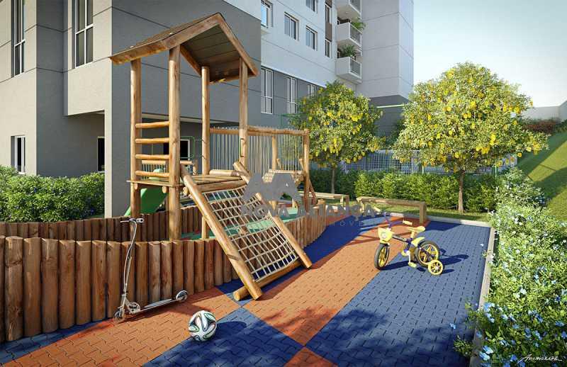 7 - Apartamento à venda Rua Piauí,Cachambi, Rio de Janeiro - R$ 419.000 - NTAP20663 - 7