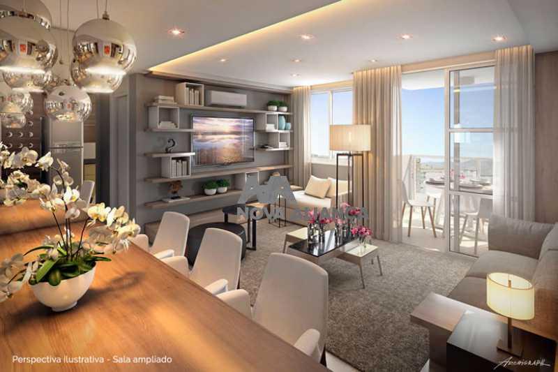 8 - Apartamento à venda Rua Piauí,Cachambi, Rio de Janeiro - R$ 419.000 - NTAP20663 - 8